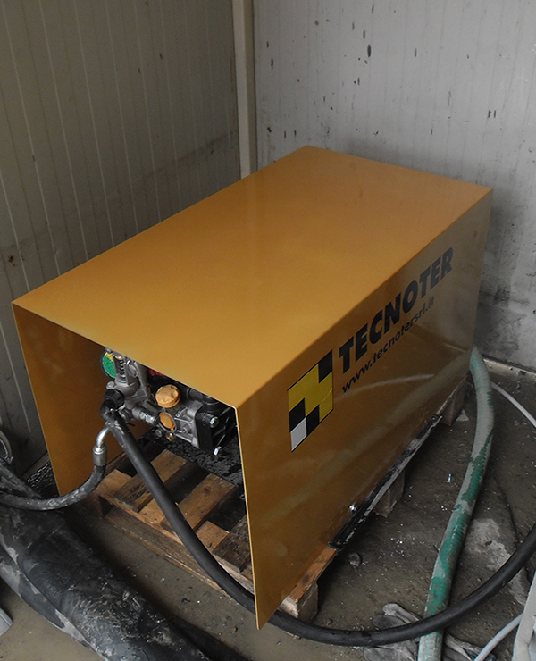 dust reduction systems for demolition